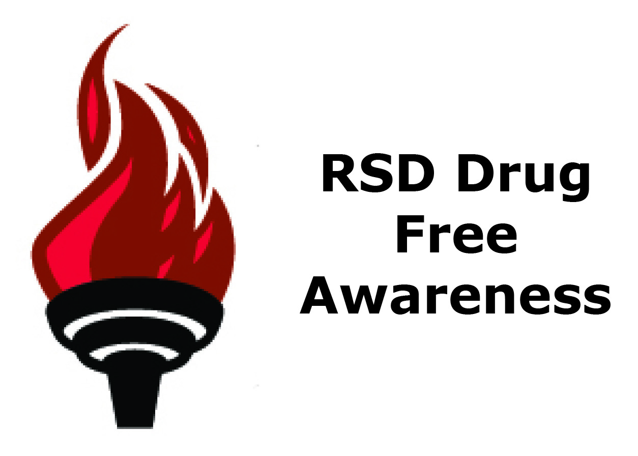 RSD employee drug free awareness website link