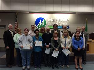 Citizens Advisory Committee Group Photo