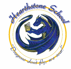 Logo for Hearthstone School
