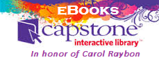 Ebooks Capstone interactive Library: In honor of Carol Rayborn