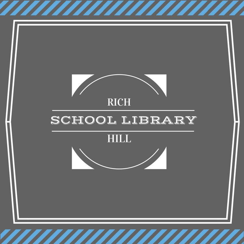 Rich Hill School Library Instagram