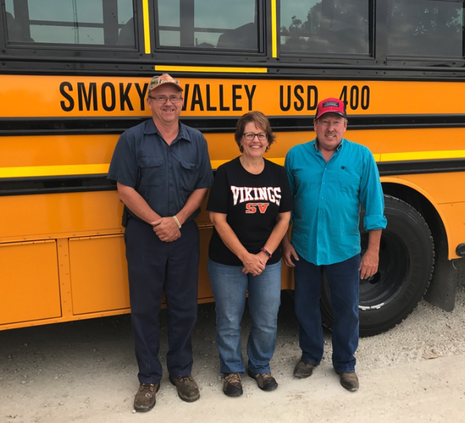 Smokey Valley Transportation Staff