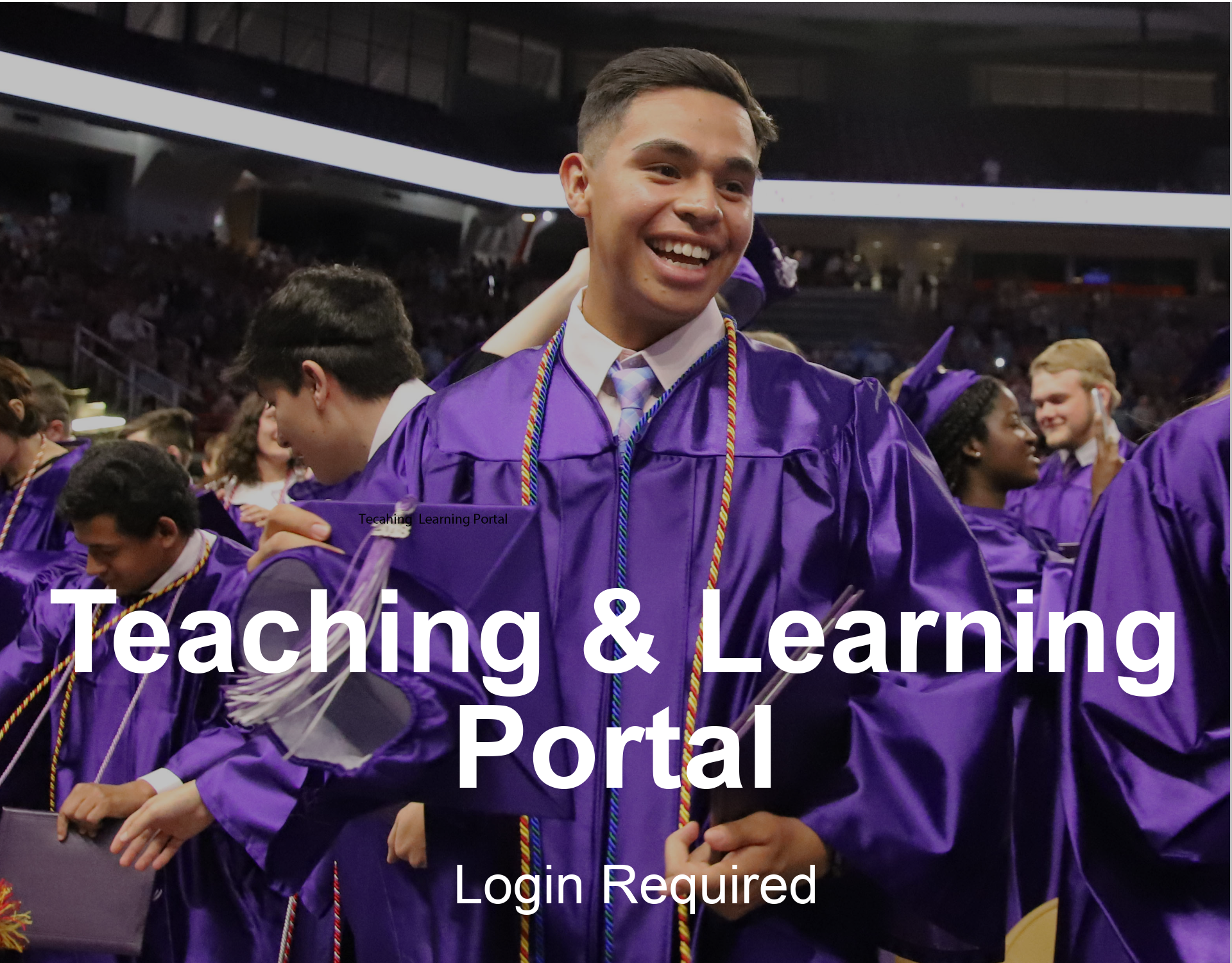 Teaching & Learning Portal