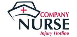 Company Nurse Injury Hotline Logo