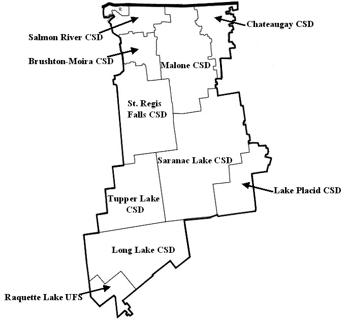 Our Districts